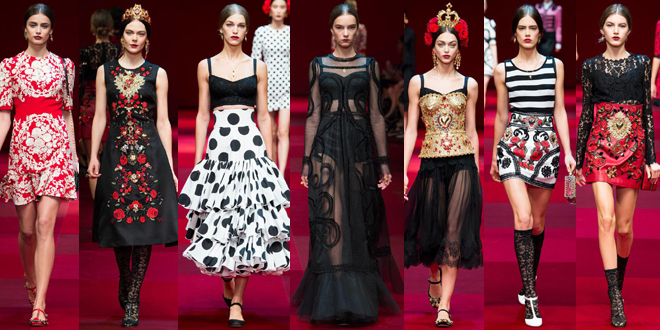 Dolce & Gabbana outlet collezione donna